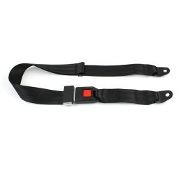 Fea001A Hot Selling Static 2-Points Auto Friend Safety Belt Manufacturer type :seat parts FEA001A-01