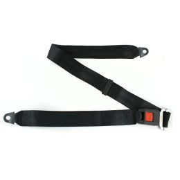 Fea004 Auto Friend Safety Belt Very Lower Price Static 2-Point Seat Safety Belt postion :front row FEA004