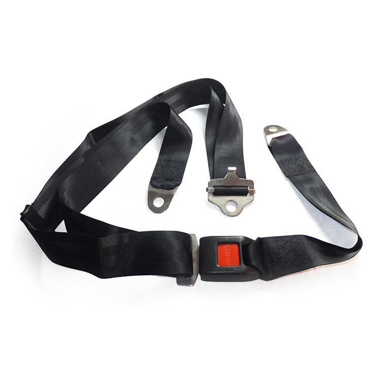 FEA005 Static 3-Points Custom Seat Belt type : safety beltsFEA005