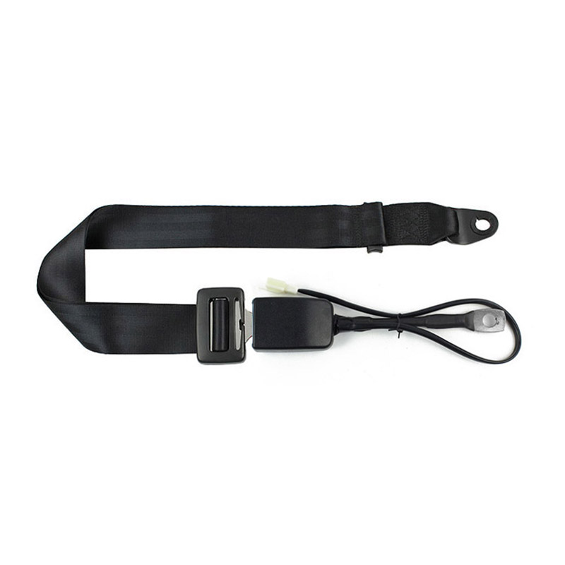 Fea006A Auto Parts Manufacturer Two Point Seat Belt with Stalk Buckle Switch position :front rowFEA006A-
