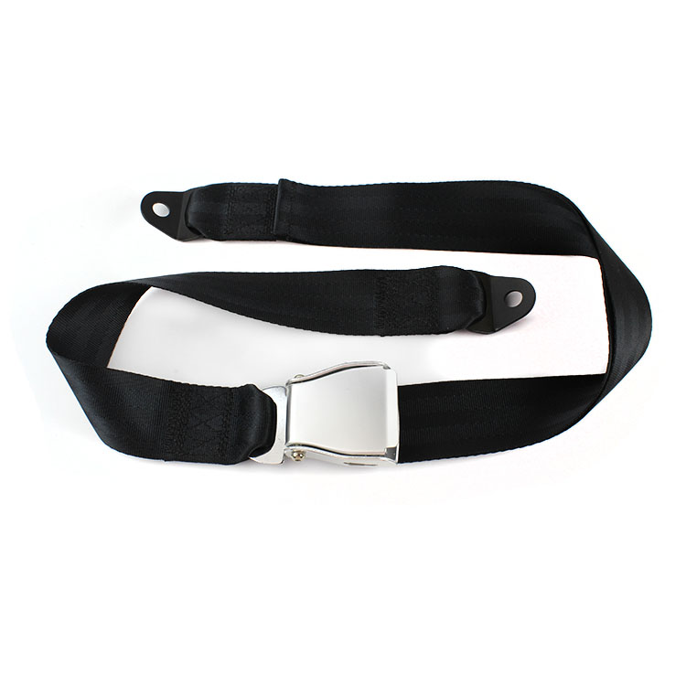 FEA016 Aluminium Meterial Aircraft Seat Belt product name :safety seat beltFEA016B