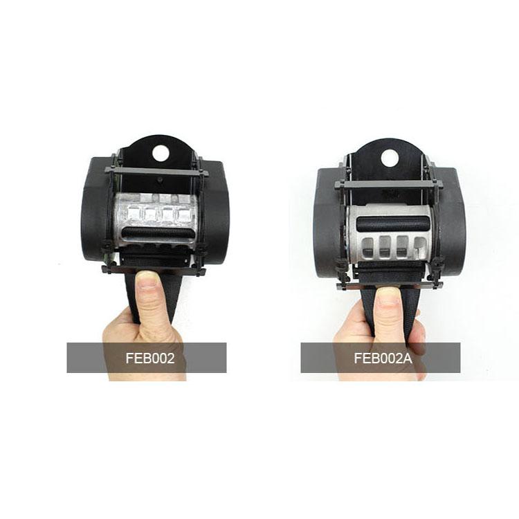 FEB002 Load Limiter Seat Belt material :polysterFEB002- (2)