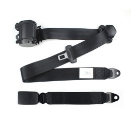 Feb003 Elr 3 Point Safety Belt Parts Universal Car Safety Belt with Emergency Locking Function material :polyster FEB003-