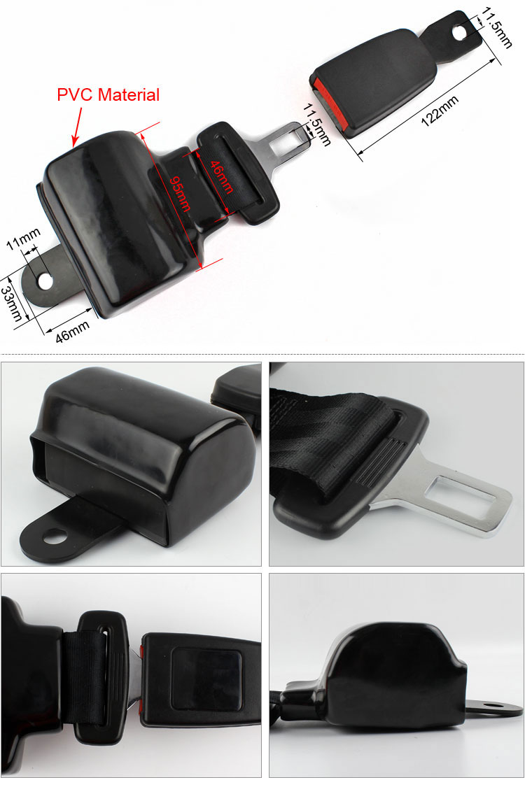FEC030 Safety Belt with PVC Cover