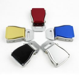 Fed 033 Wholesale Buckle Safety Belt Buckle Supplier Aircraft Seatbelt Buckles Certificate:CCC,ECE FED-color
