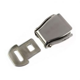 Fed 033f High Quality Stainless Steel Airplane Seat Belt Buckle condition:newFED033F