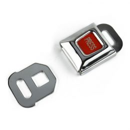 Fed 049 Quick Release Seat Belt Lock Buckle Condition:new FED049