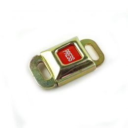 Fed 049 Quick Release Seat Belt Lock Buckle position:2.3 pointFED049A