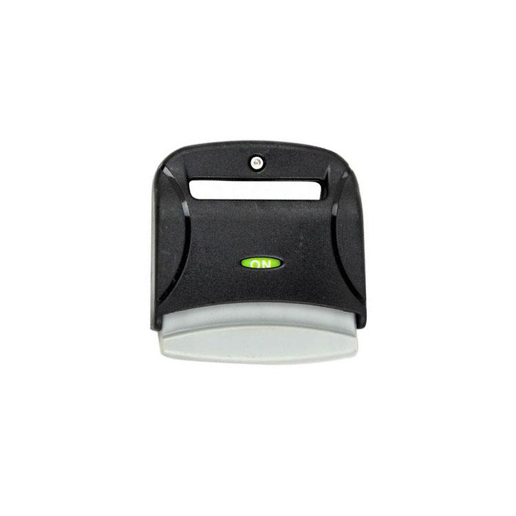 FEK015 Plastic Child Car Seat Belt Adjuster Product material :iron zinc plating FEK015