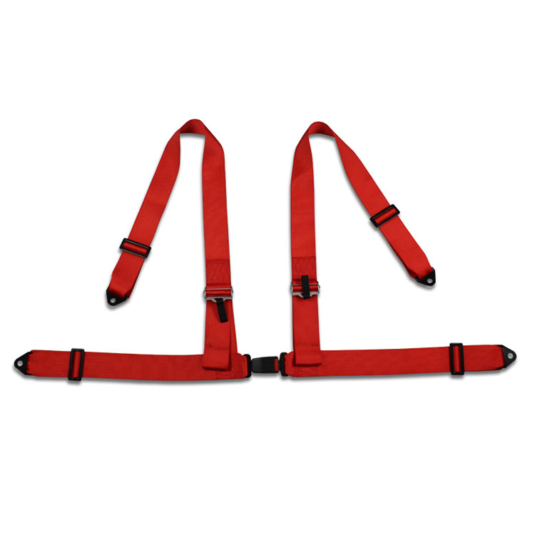 FER009 Good Quality 3″ 4 Point Racing Harness item name :racing saet belt FER009-