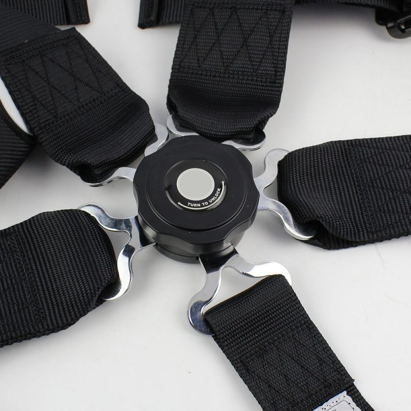 Fer028 Sfi Certificate 5 Point Adjustable Racing Seat Belt type :safety belt FER028-01
