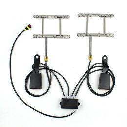 FES024 Seat Belt Voice ReminderFes024 Seat Belt Alarm Controller Seatbelt Alarm System for Passenger Seat material :pvcFES024