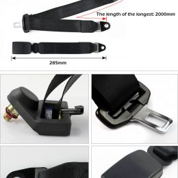 Fea002-Universal-3-Point-Static-Lap-and-Shoulder-Car-Seat-Belt (1)