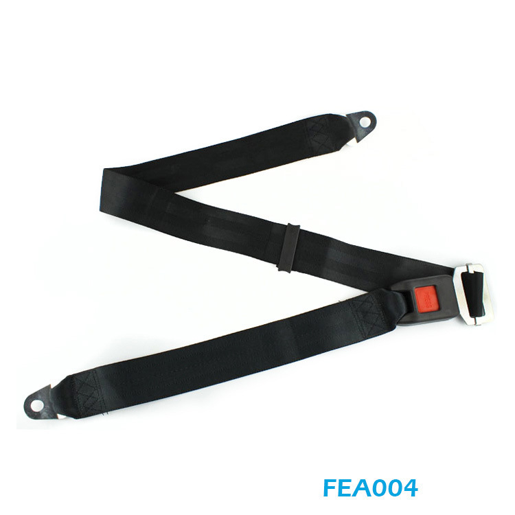 Fea004-Auto-Friend-Safety-Belt-Very-Lower-Price-Static-2-Point-Seat-Safety-Belt