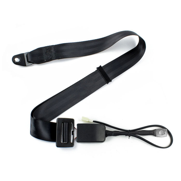 Fea006A-Auto-Parts-Manufacturer-Two-Point-Seat-Belt-with-Stalk-Buckle-Switch (1)