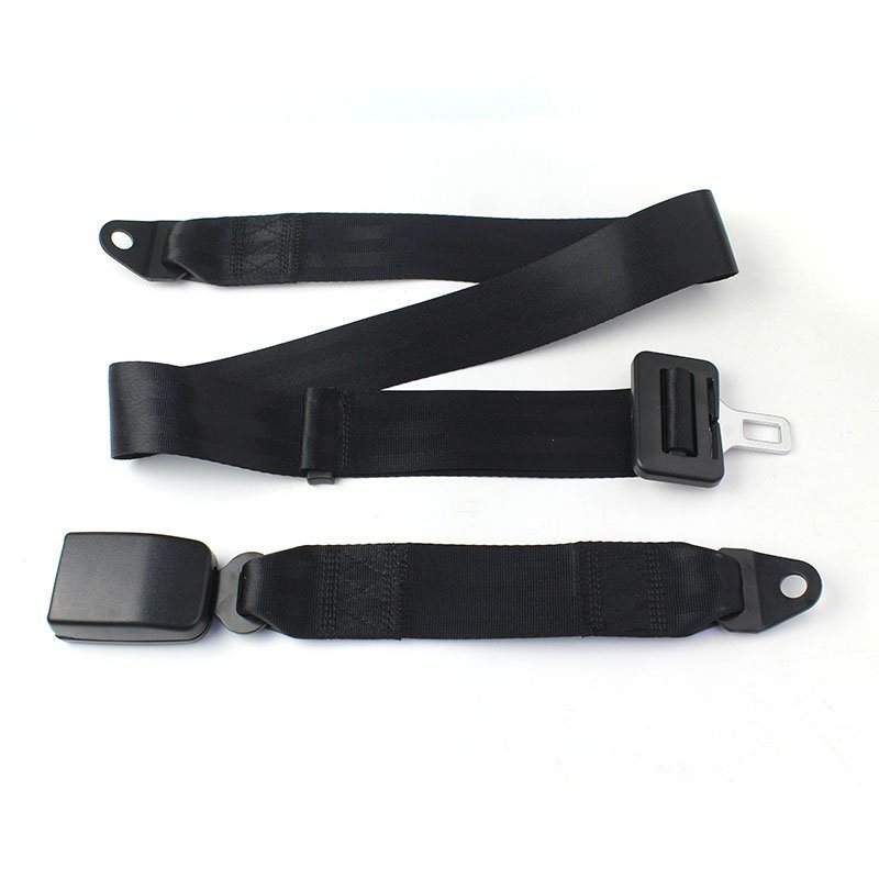Fea007-Car-Auto-Accessories-Seat-Belt-Parts-2-Point-Removable-Bus-Safety-Seat-Belt (1)