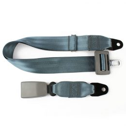 Fea015-Safety-Seat-Belt-Grey-Color-Simple-Two-Point-Seat-Belt-Automatic-Vehicle-Safety-Seat-Lap-Belt (1)