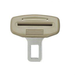Tg-006 Black Color Seat Belt Male Buckle Tongue type :general seatTG-006-BG-
