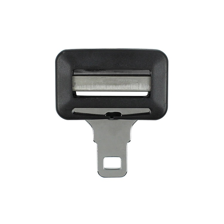 Tg-053 Seat Belt Component Seat Belt Buckle Male Tongue material :metal and plastic TG-053