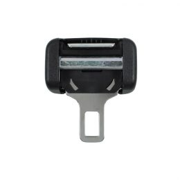 Tg-054 Seat Belt Component Tongue for Buckle  material :metal and plastic TG-054