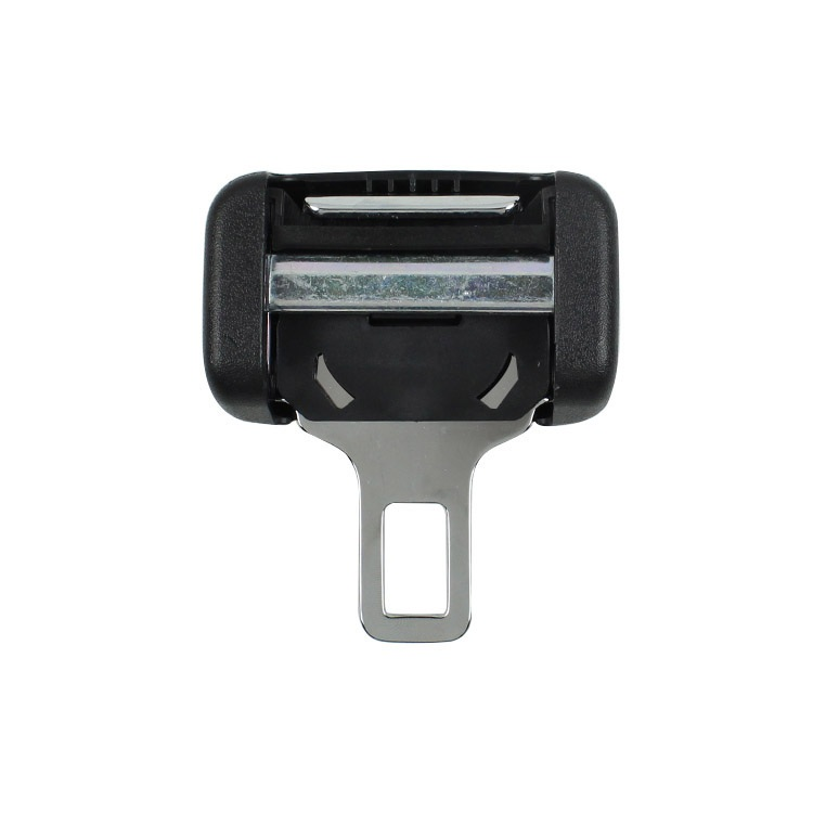 Tg-054 Seat Belt Component Tongue for Bucklematerial :metal and plasticTG-054