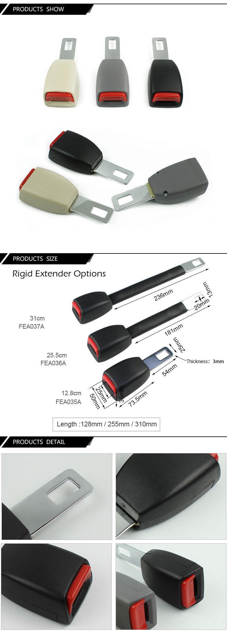 FEA035A Rigid Seat Belt Extender