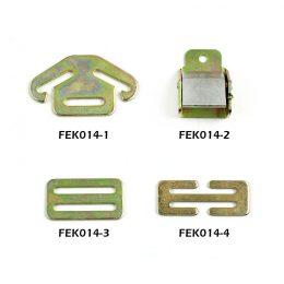 FEK014 Metal Child Baby Safety Belt Adjuster Clip item name:seat belt adjust fek014-1-01