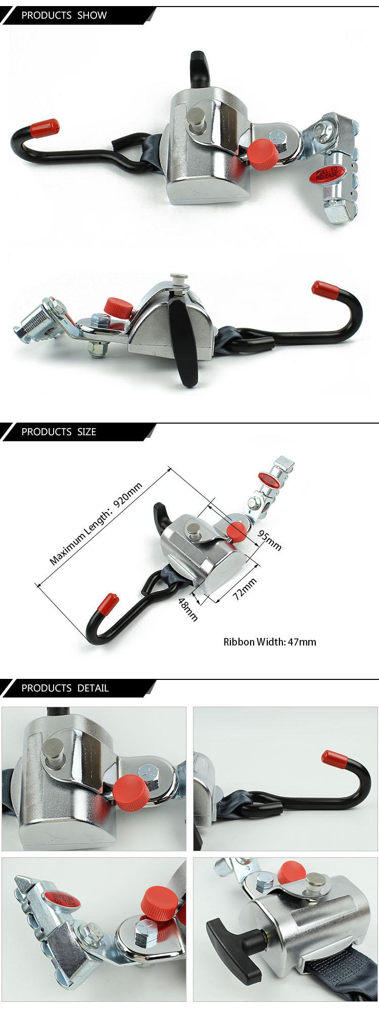 FES021 Wheelchair Tie-down Retractors