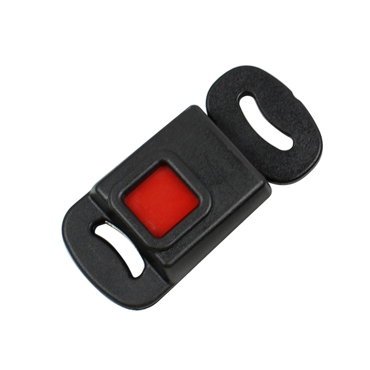 Fed 055 Safety Belt Buckle Supplier Baby Seat Belt Buckle material : plastic and metal FED055-