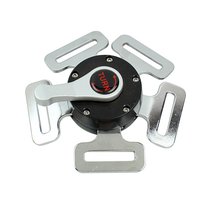 Fed060 High Quality Steel Far Europe Racing Car Safety Seat Belt Camlock Harness Buckle Holder type : racing car seat beltFED060