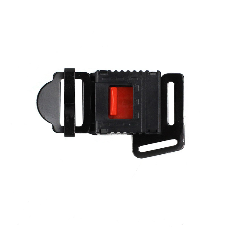 Fed062 3 Point Metal Helmet Safety Belt Buckle application: for most car seat FED062-01