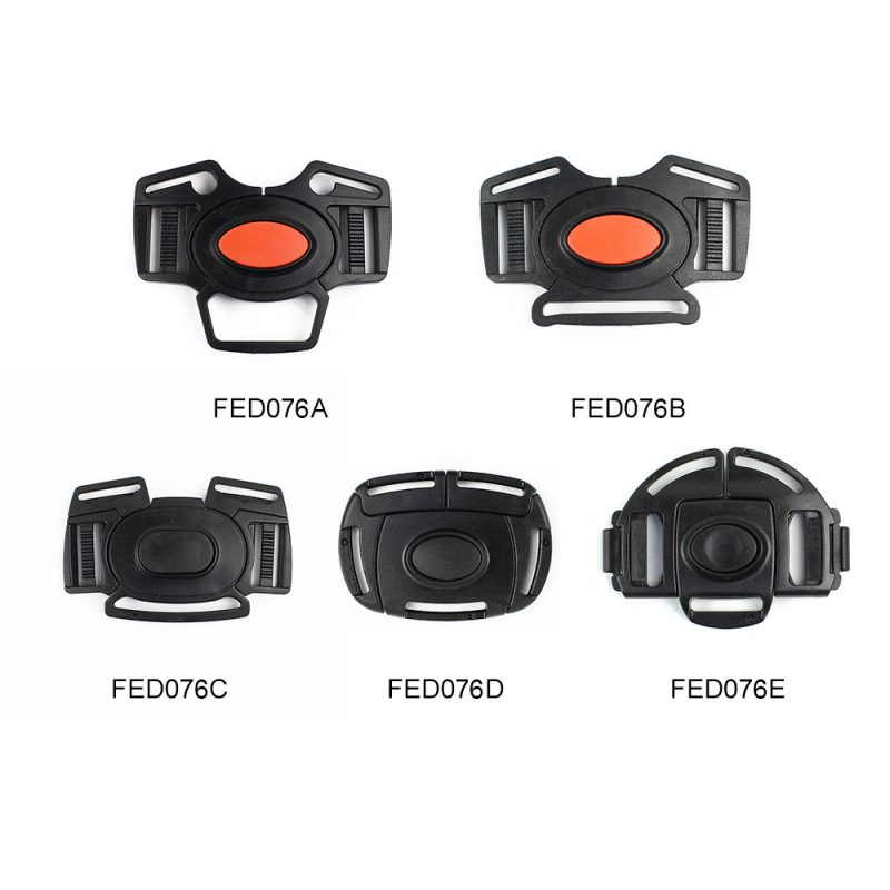 Fed076 Baby Kid Car Safety Seat Belt Clip Chest Buckle application:for pets/dogs collarFED076