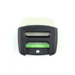 Fek030 Seat Belt Component Car Seat Belt Webbing Adjuster material : plastic FEK030-1