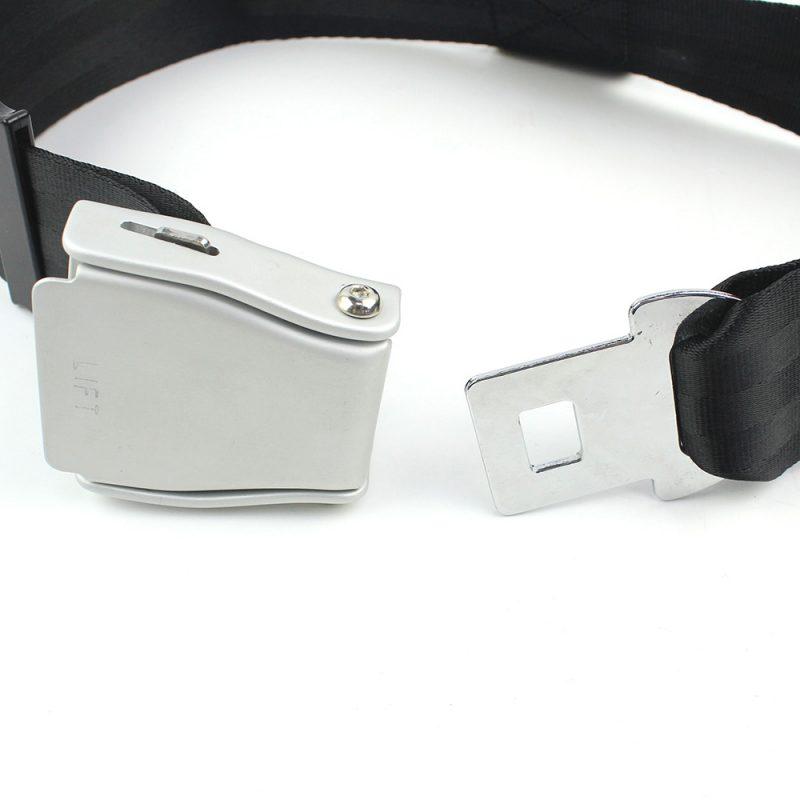 FEA040C Aluminum Buckle Airplane Seat Belt Extender Extension FEA040C-5
