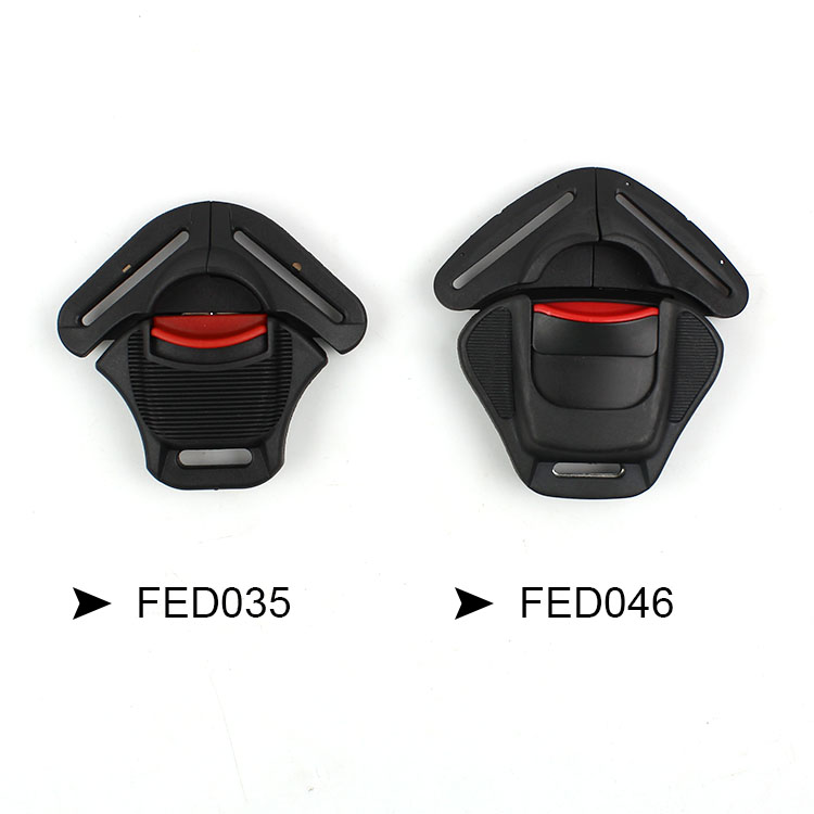 FED035 3 Point Quick Release Buckles